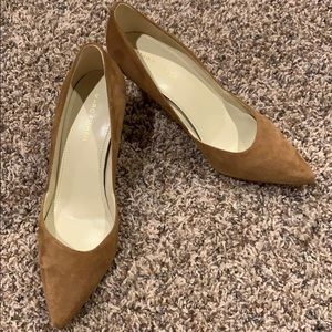 Marc Fisher Tuscany Suede Pumps